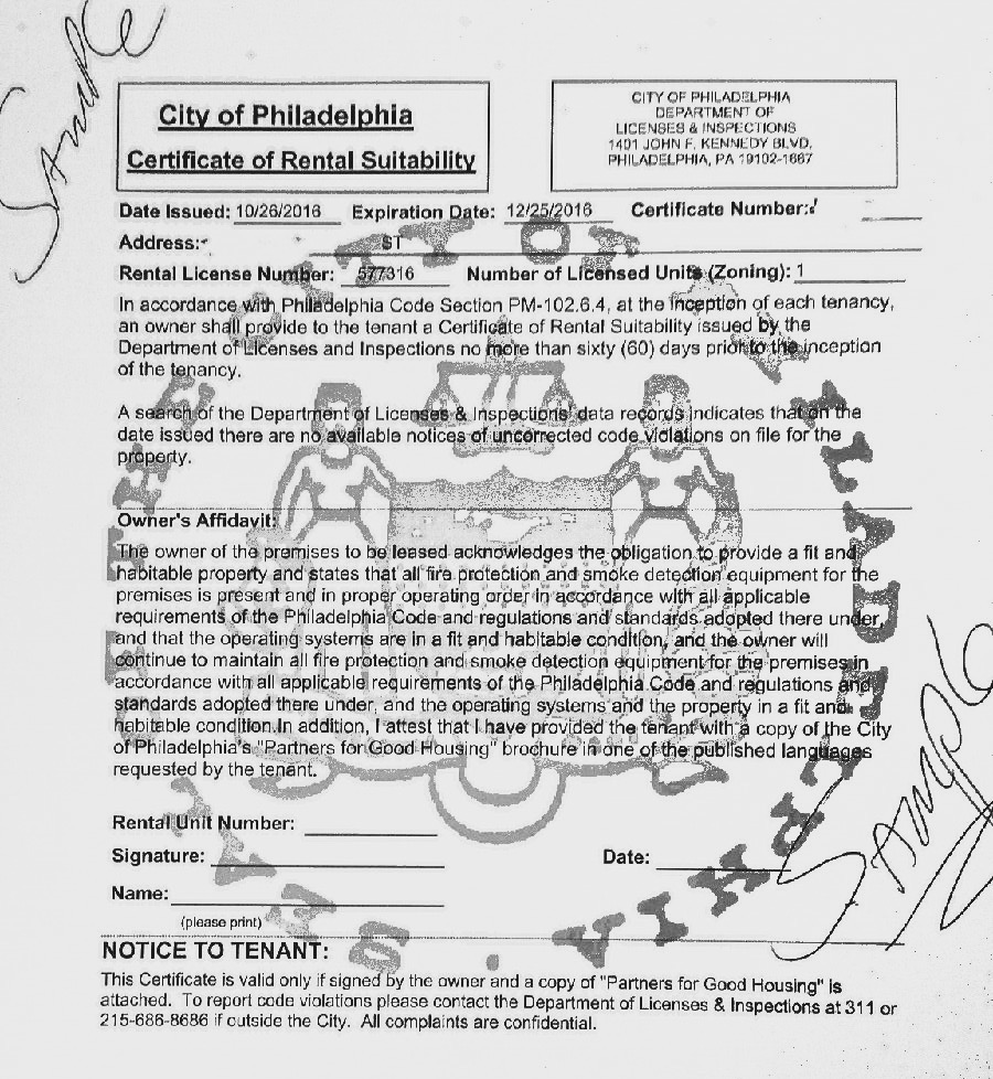 business license application form pa