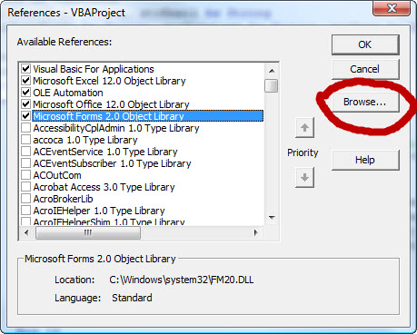 you must install visual basic for applications smart notebook