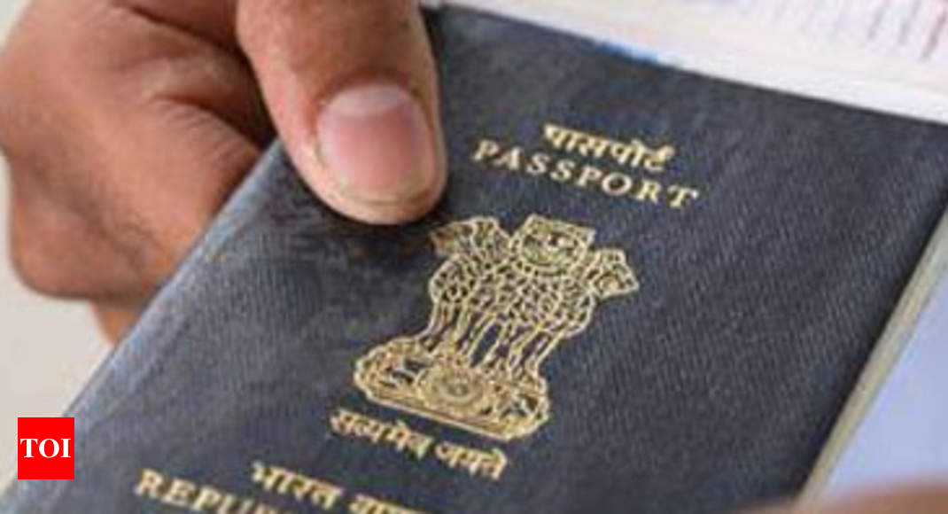 passport application processing time india