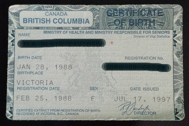well license application british columbia