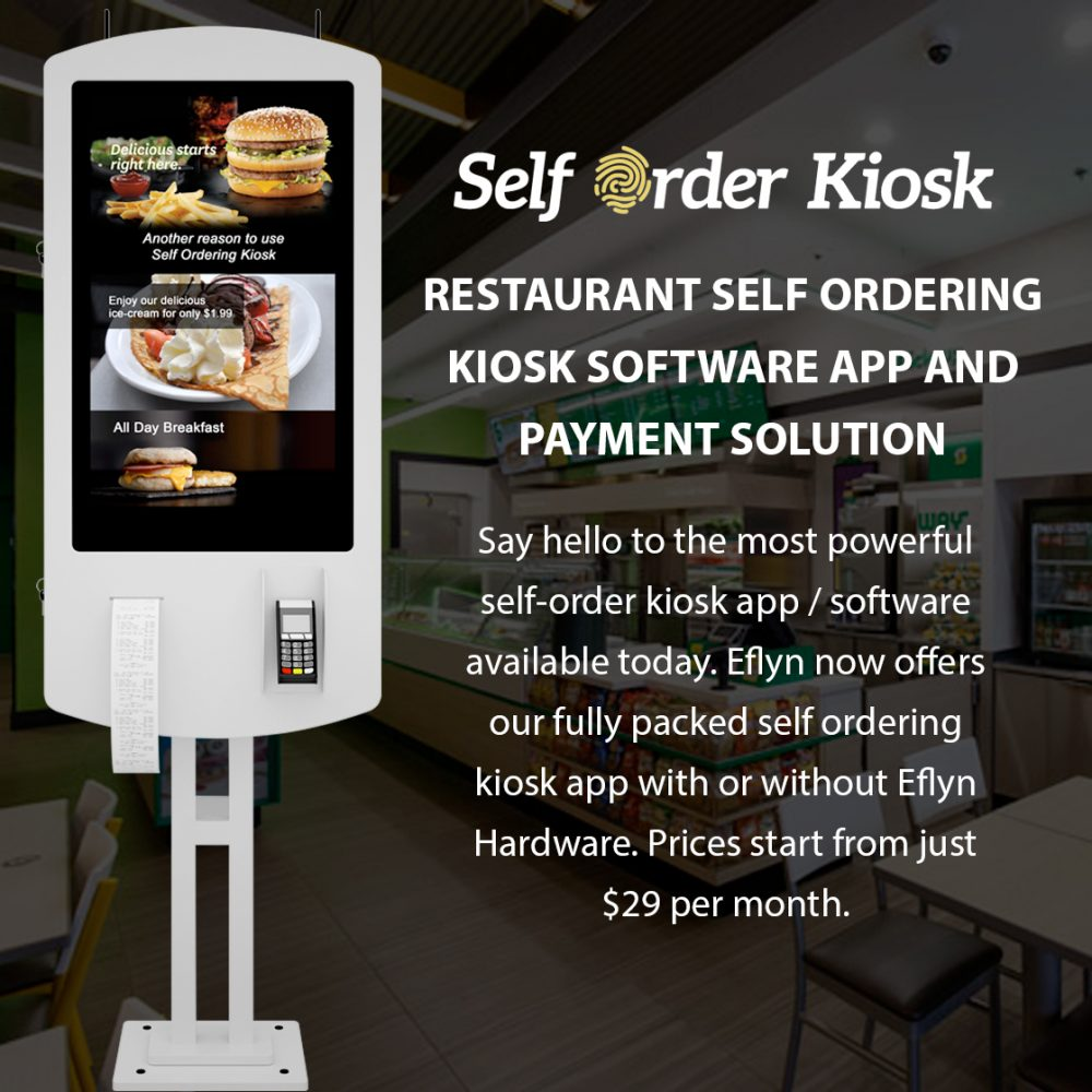 interactive software application for kiosk and website canada