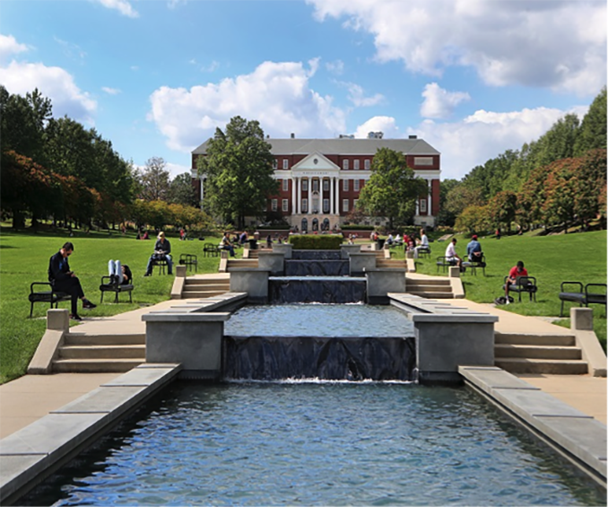the university of maryland college park application