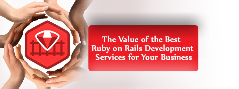ruby on rails application development services