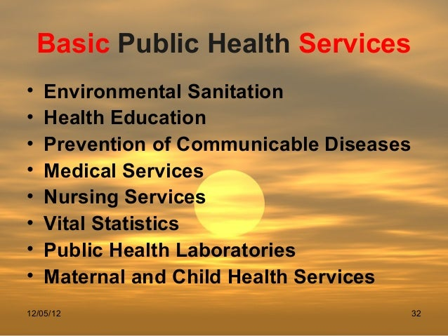 application of epidemiology in health care delivery ppt