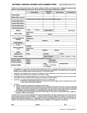 employees application for criminal background check online bc